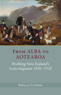 Cover of 'From Alba to Aotearoa'